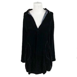 Free People X CP Shades S She's Got It Dress Tunic